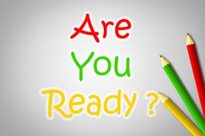 Are You Ready Concept text